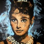 """Audrey Hepburn - Speed Painting #1"""