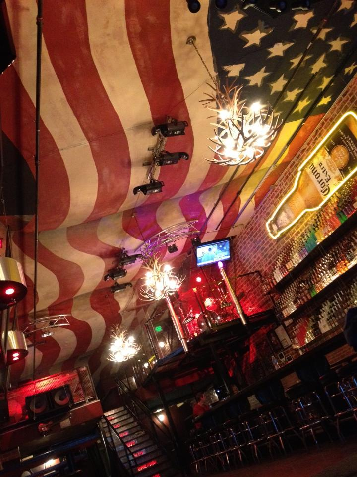 American Flag Mural NEW Pictures of the Completion!!